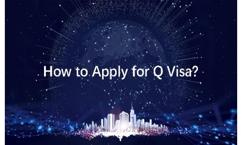 How to Apply for Q Visa?